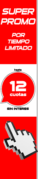 Promo 12 Cuotas
