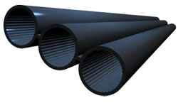 Tritubos de PEAD - 3x40x3