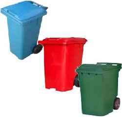 Recipientes de Residuos con Ruedas