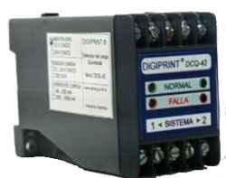 Detector de Bobina de Solenoide Quemada - DIGIPRINT DCQ-42