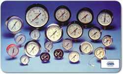 Manómetros para uso general e industrial