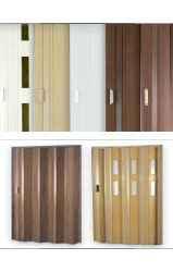 Puertas Plegadizas en PVC