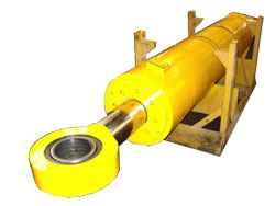 Cilindros Hidráulicos para Maquinaria Minera y Vial