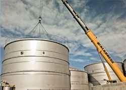Tanques para almacenaje de oleaginasos y biodiesel