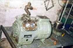 Reparación de compresores semiherméticos