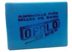 Almohadillas para sellos de goma N°0