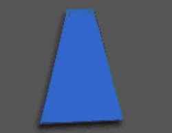 Separador para piernas de forma triangular