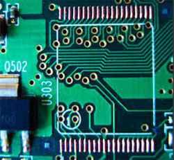 Circuitos Impresos simple y doble faz