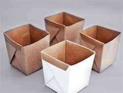 Envases de Papel Siliconado para Hotmelt