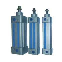 Actuadores neumáticos lineales (Cilindros con vástago)
