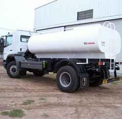Tanque para riego y transporte de agua