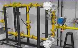 Instalaciones de gas / GLP y montajes de equipos