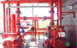 Obras e instalaciones de redes de incendio