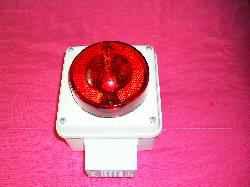 Kit de alarma sonora-luminosa antipánico frigorífica