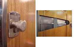 Puertas blindadas domiciliarias