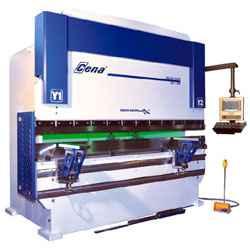 Plegadora hidráulica CNC Syncro