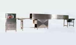 Equipo cubridor para alfajores CH-100