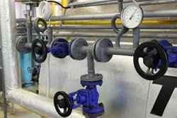Instalación y reparación de cañerías para vapor