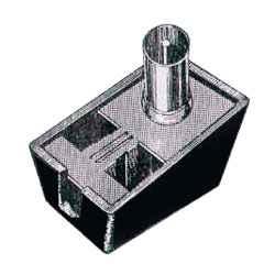 Conector Macho Coaxil para Antena de TV
