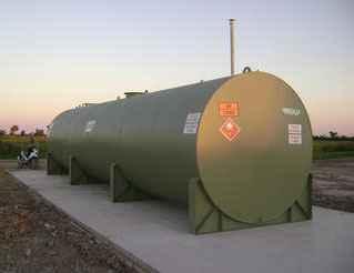 Tanques para combustible