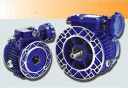 Variadores y motovariadores mecánicos  TKF y TXF