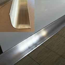 Z calo sanitario en aluminio en portal industrial - Zocalos de aluminio para cocinas ...