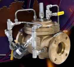 Válvulas autooperadas por el propio líquido OCV