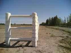 Postes y Varillas para Alambrado Impregnados con CCAc.