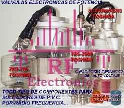 TB5-2500/7092 VALVULA ELECTRONICA DE POTENCIA PARA SOLDADORA