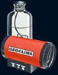 Generador de aire caliente a gas natural o envasado