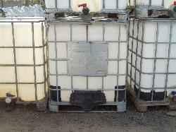Contenedor plastico capacidad 1000 lts.