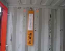 Absorbentes de humedad para contenedores