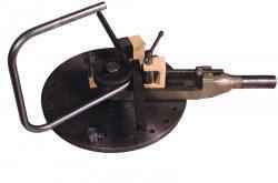 Maquina manual dobladora de tubos hasta 1 pulgada