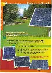 Paneles solares para todo tipo de aplicación