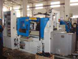 Inyectoras de Zamak ZHENLI de 7,5 a 400 tons c/plc Siemens.