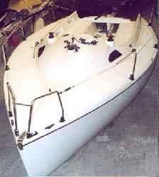 Diseño y producción de embarcaciones.