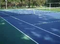 Construcción de Canchas de Tenis