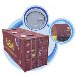 Containers para Granos - SABAN BULKERS