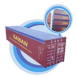 Containers Over-Height - SABAN OPENTOPS