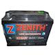 Acumuladores ZENITH 45 - 65 - 75 A