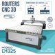 Router Difra CNC D1325