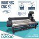 Router Difra CNC D2030