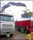Golisano Hidrogrúas: Transporte y alquiler de camiones con hidrogrúas