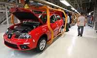 La producción de automotores creció 17,5 porciento en octubre
