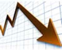 Fuerte reducción del superávit comercial