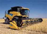 La importación de maquinaria agrícola creció 56 porciento