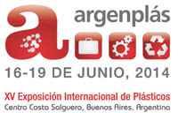 Argenplás 2014 - XV Exposición Internacional de Plásticos