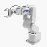 Robótica de Epson, con movilidad suave y ágil