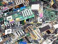 Desechos electrónicos: en el país crecieron casi un 60% en cuatro años