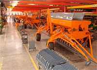 Fábricas de Maquinaria Agrícola terminan este año con un 50 porciento de su capacidad ociosa
